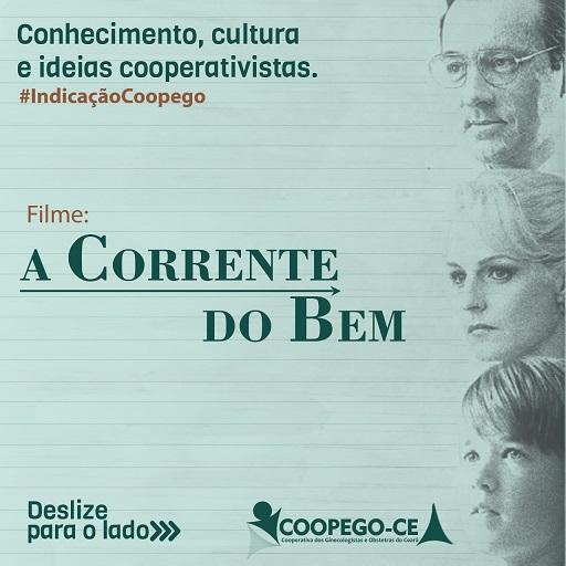 Indicacao Coopego Filme A Corrente Do Bem 2000 Coopego